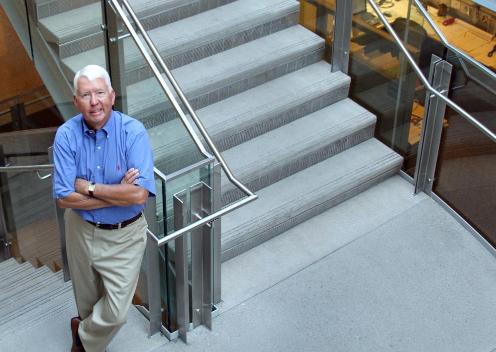 Charles Arntzen at Biodesign