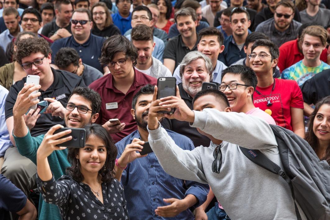 Steve Wozniak at ASU