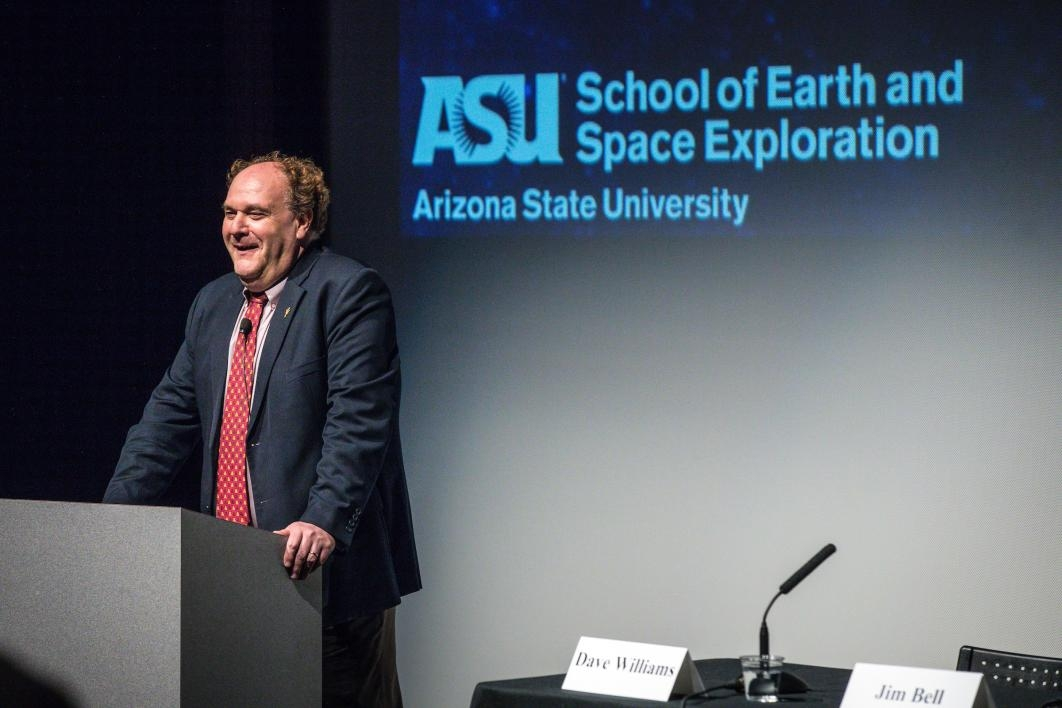 ASU space celebration