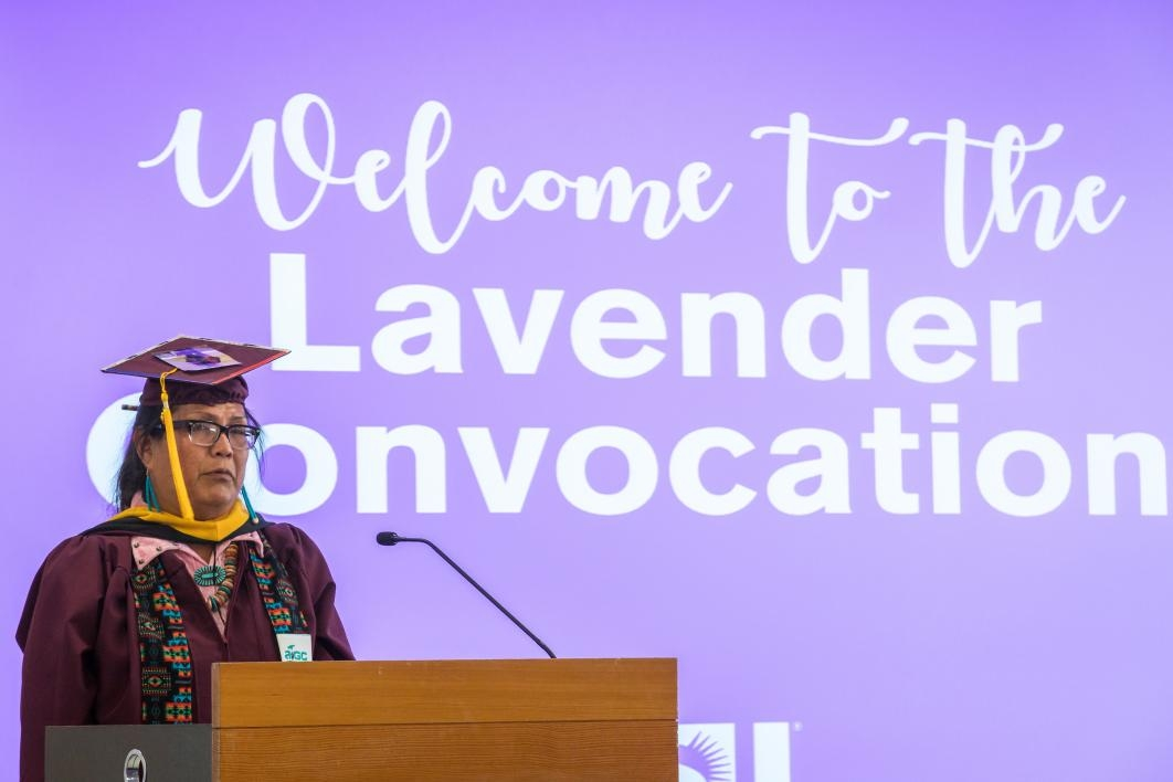 Lavender Convocation