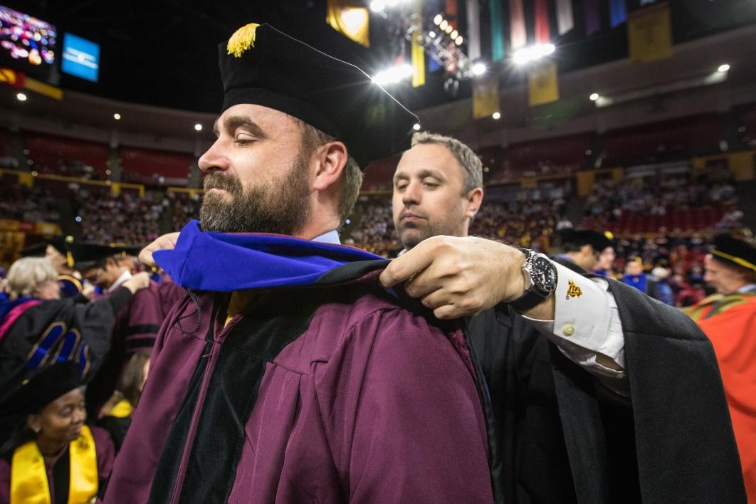 Fall 2017 Graduate Commencement