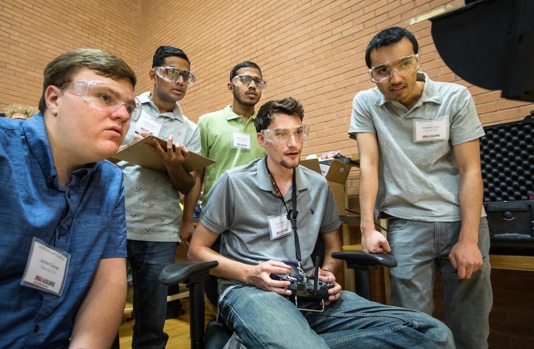 ASU drone team competes