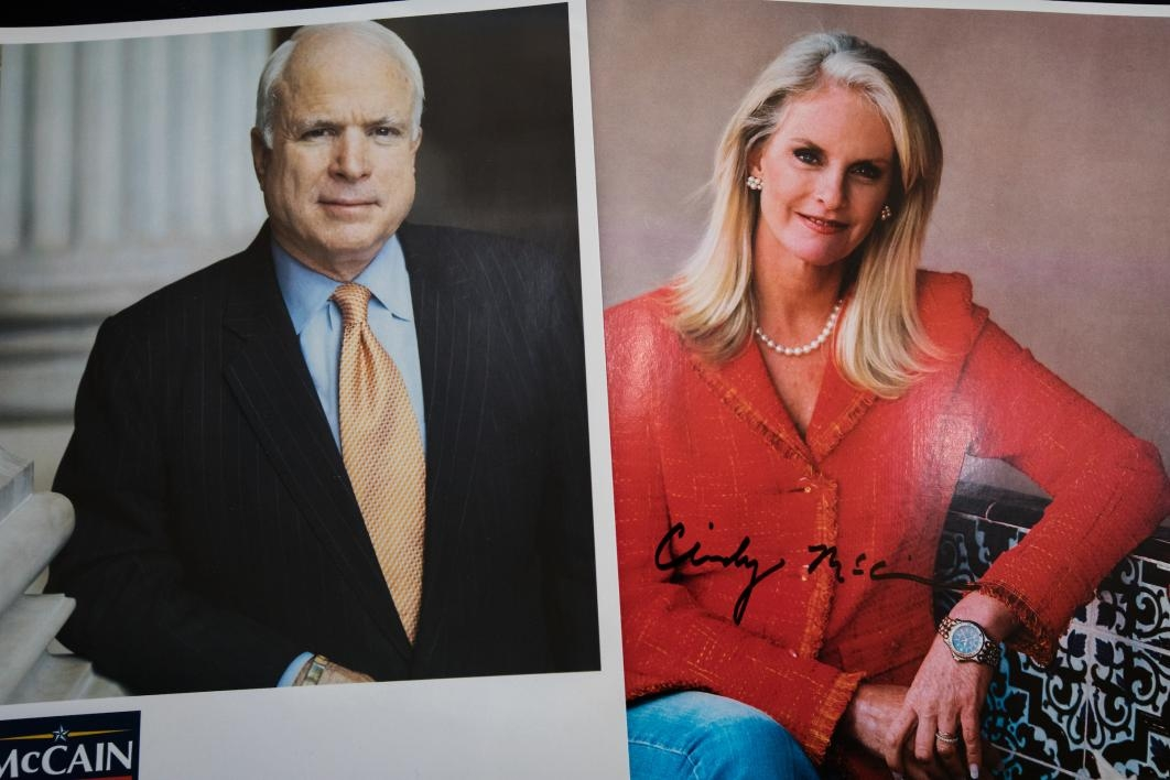 Items from the McCain Collection at ASU
