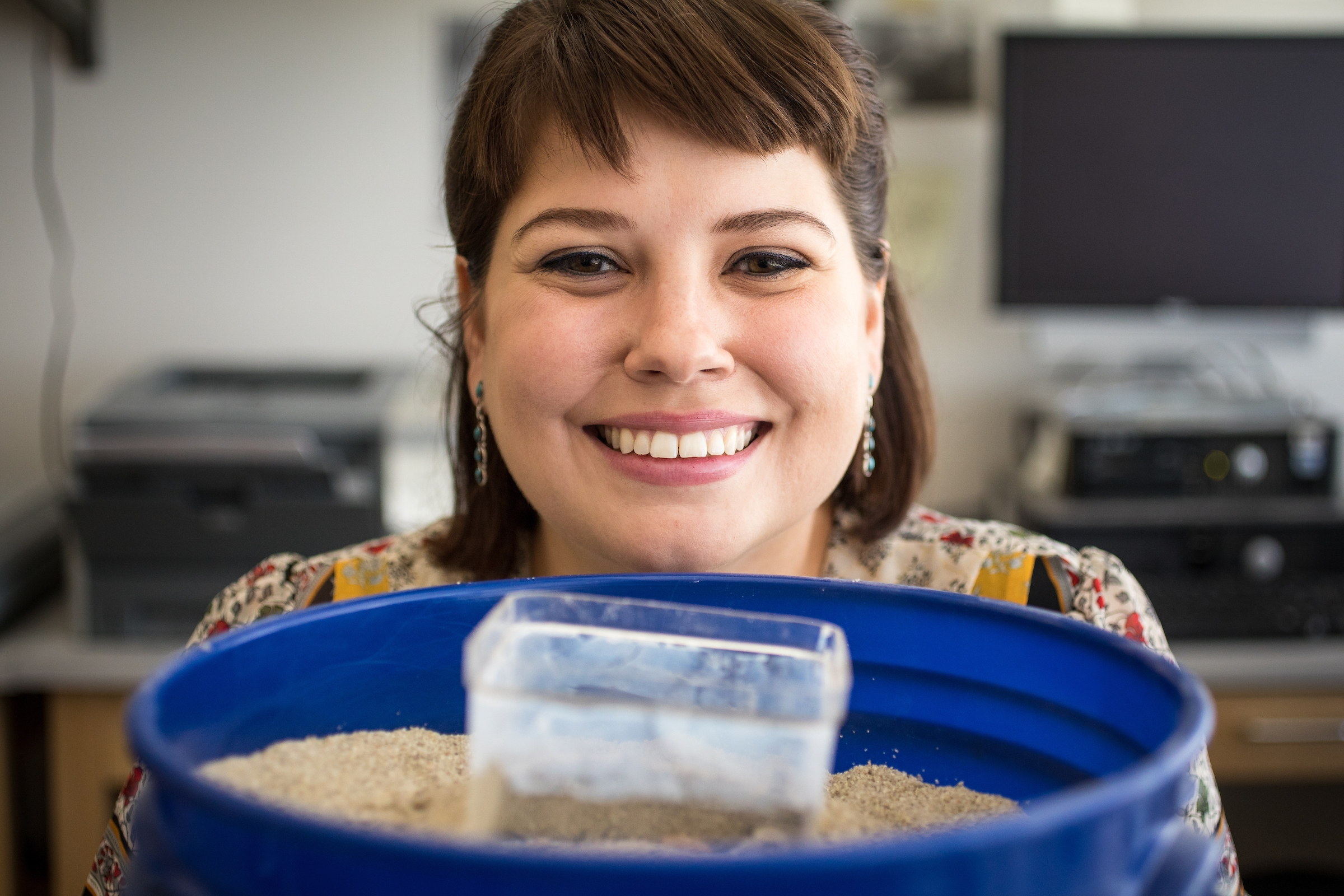 Christina Kwapich ASU School of Life Sciences ant researcher