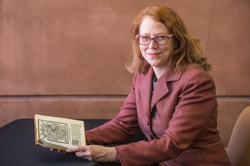 ASU curator of Latin American studies Seonaid Valiant