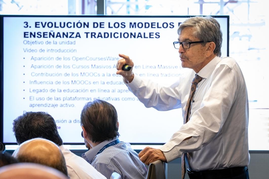 Dr. Rafael Rangel Sostmann, ASU
