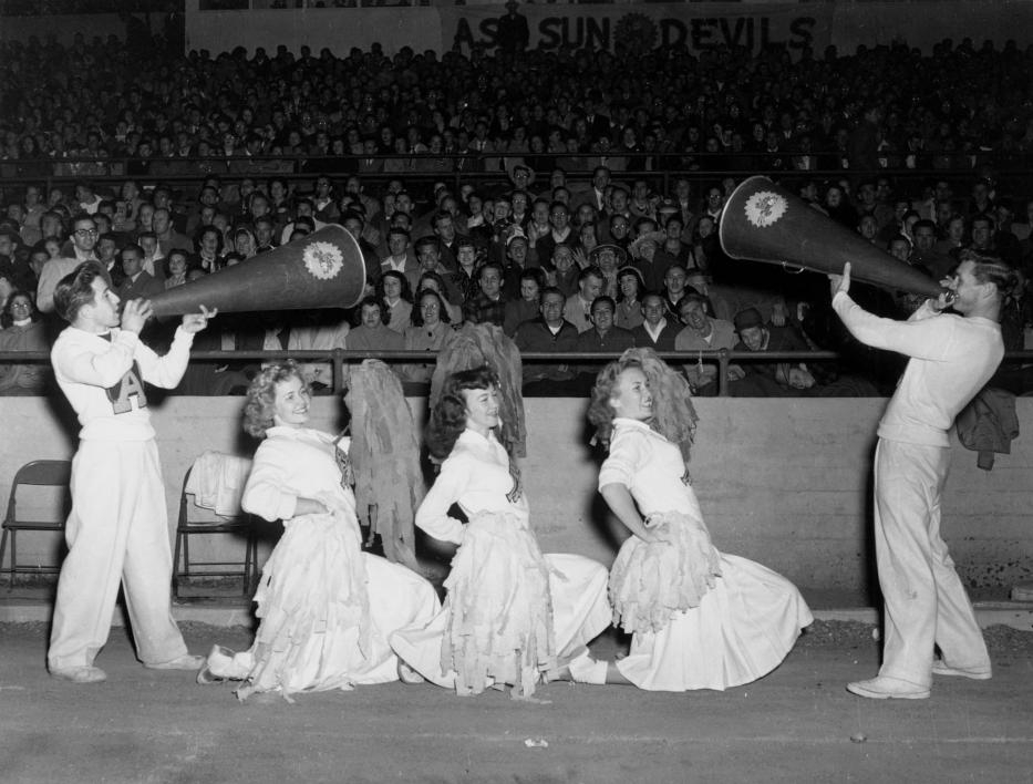 1948 Cheerleaders