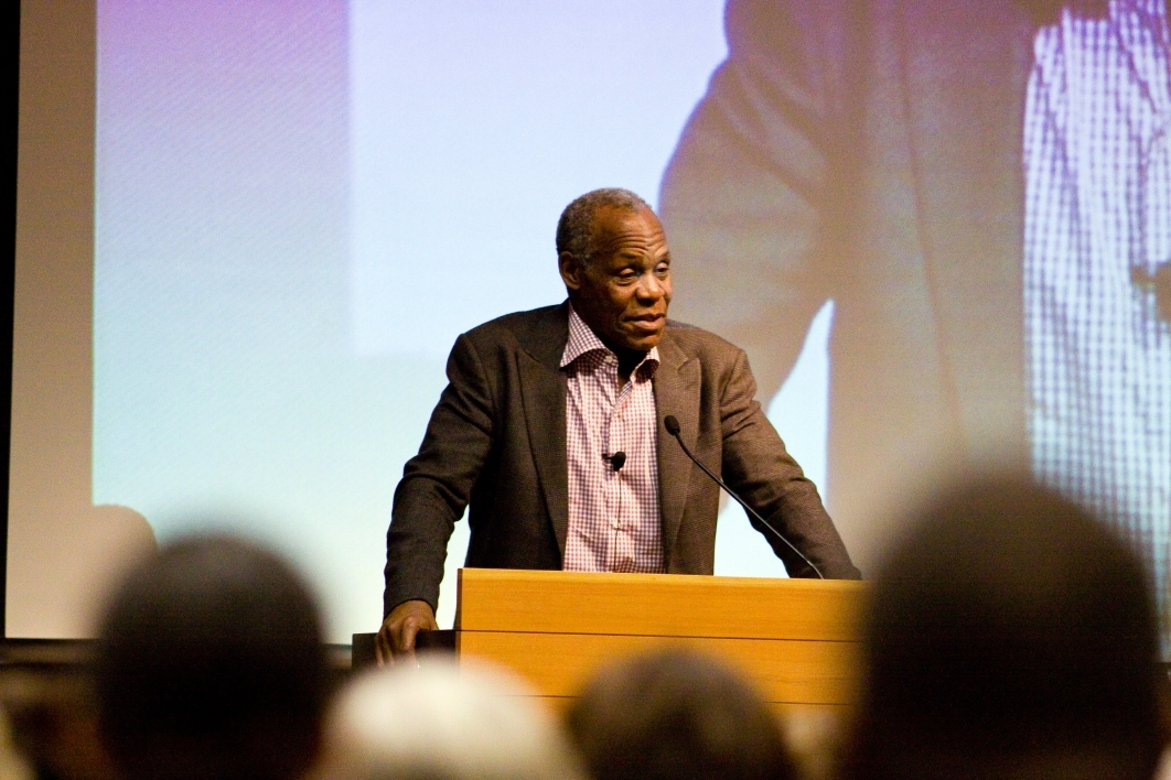 danny glover lecture