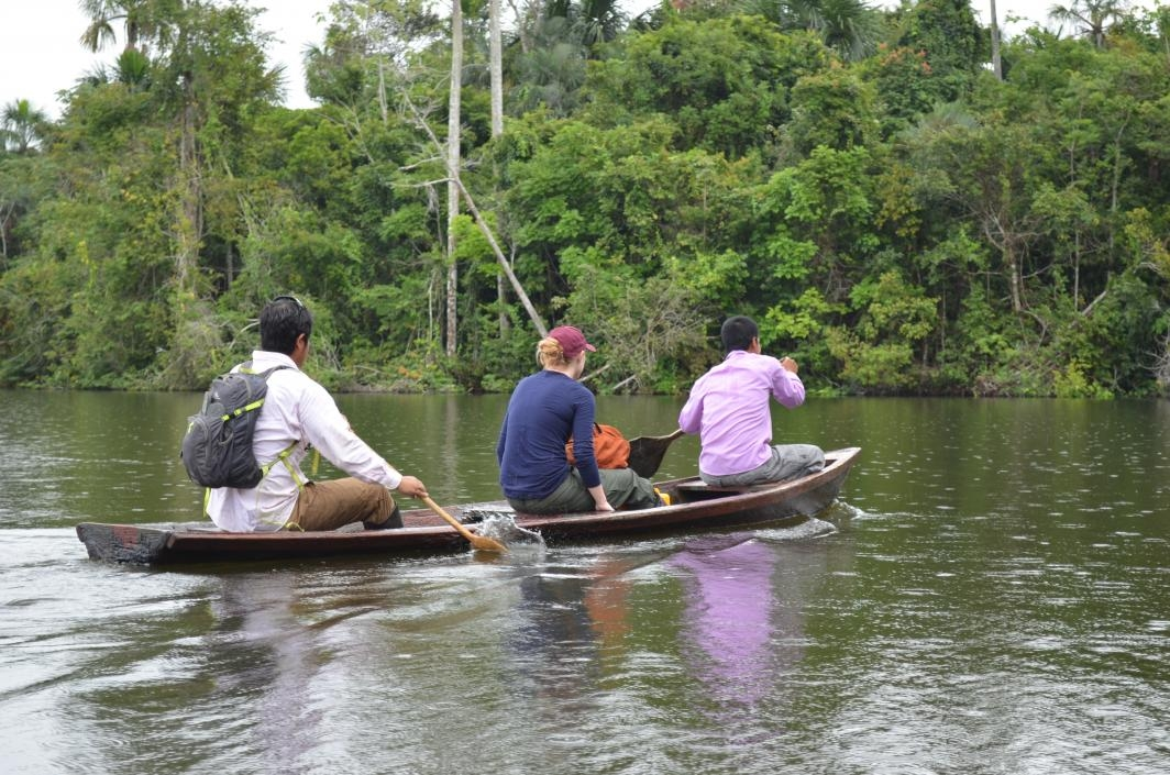 ASU research team heads to an Amazonian field site