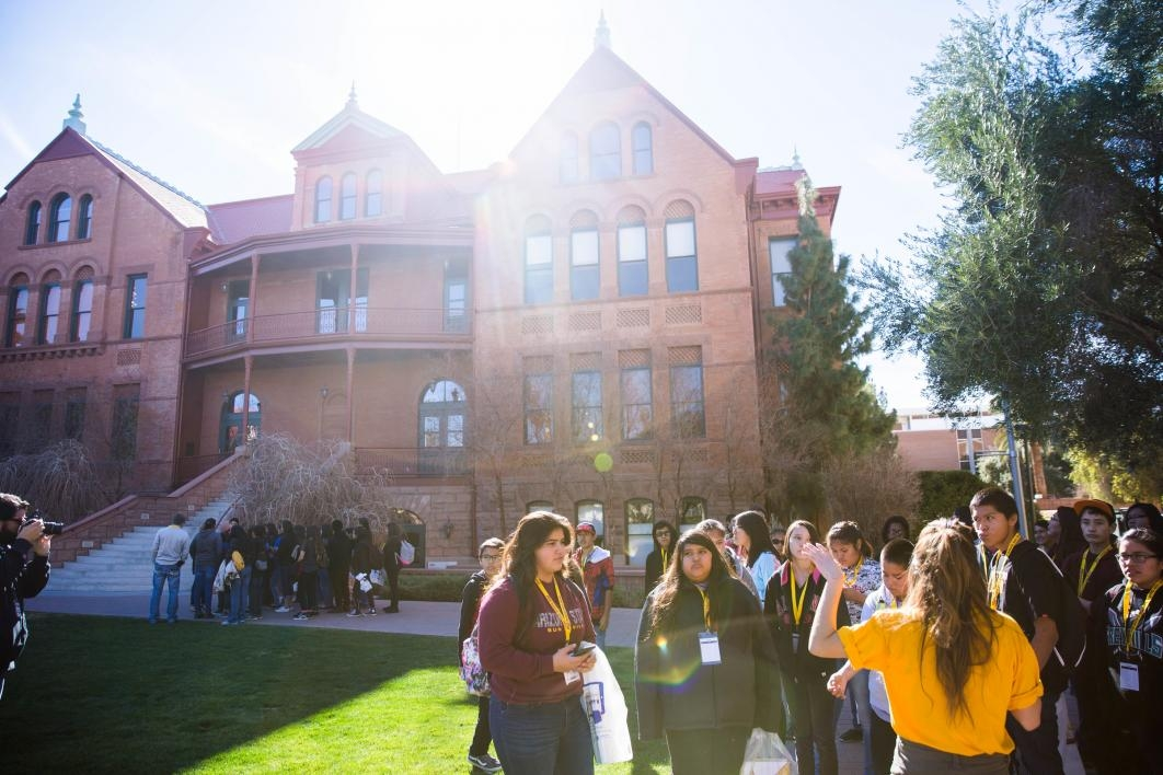 RECHARGE conference for Native American students