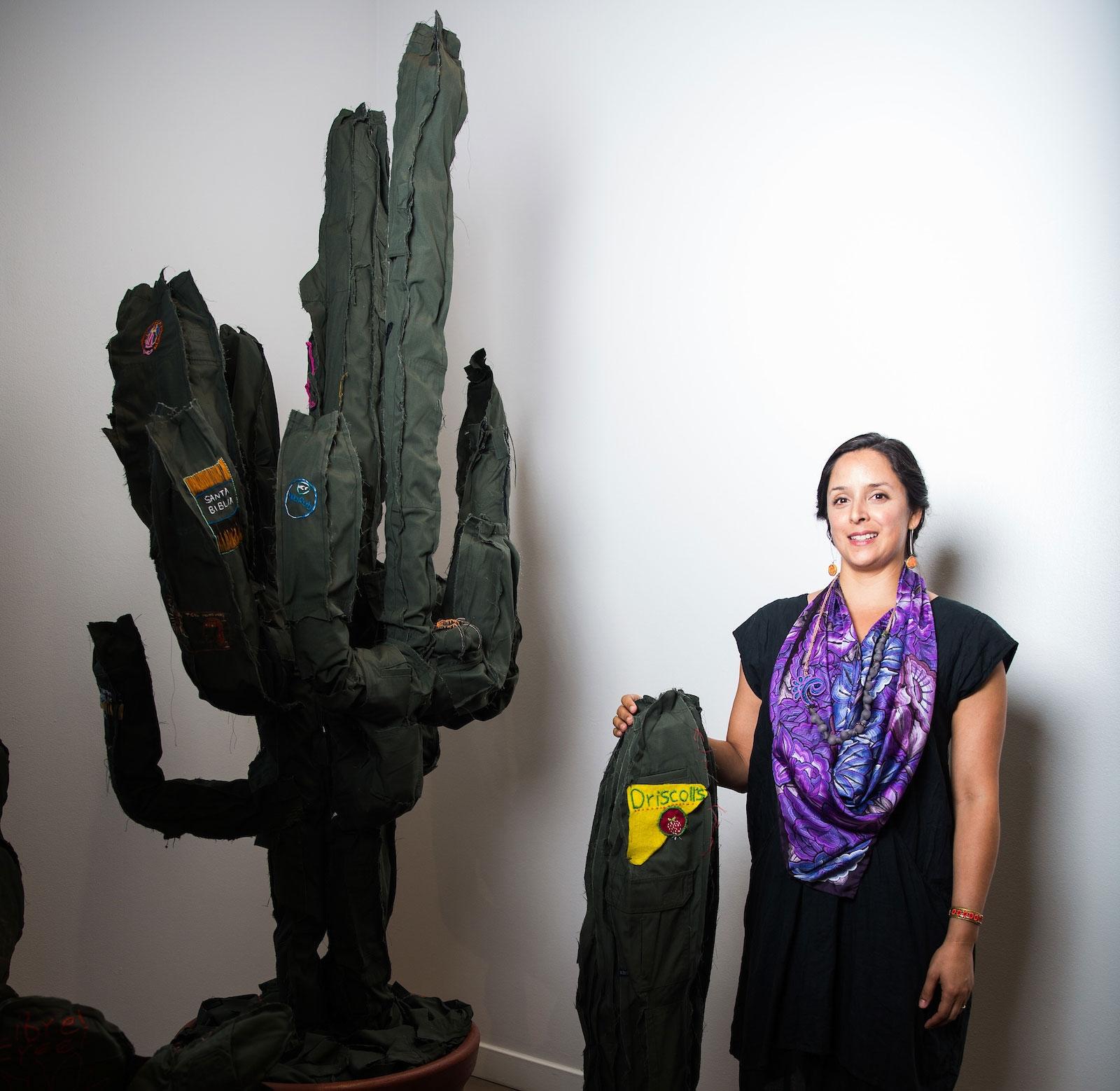 ASU artist Margarita Cabrera