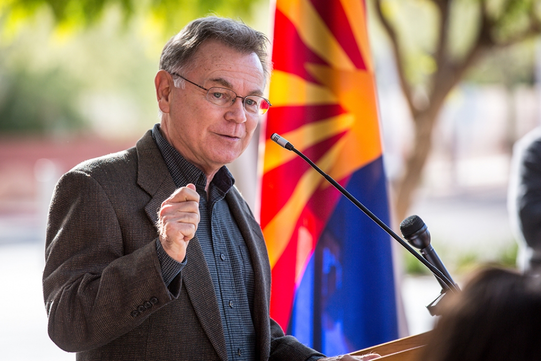 Arizona Poet Laureate Alberto Rios