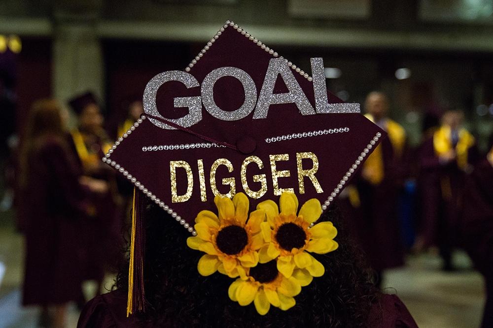 Goal Digger cap