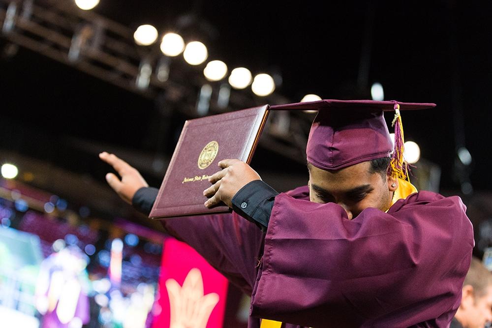 Got my diploma