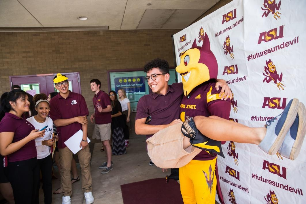 College Signing Day at ASU Prep