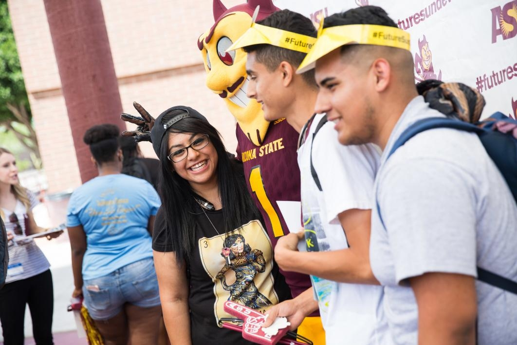 College Signing Day at Tolleson High