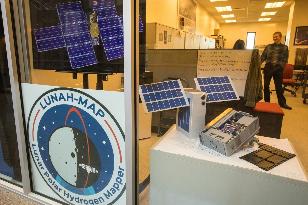 space instrument display