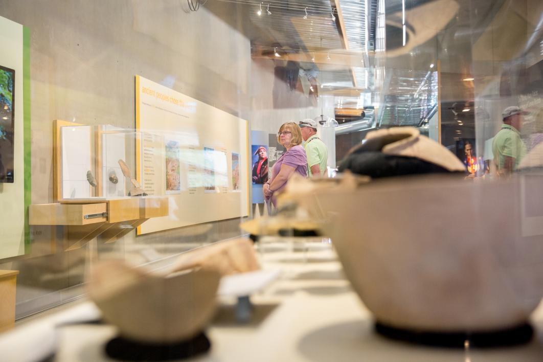Deer Valley Petroglyph Preserve museum