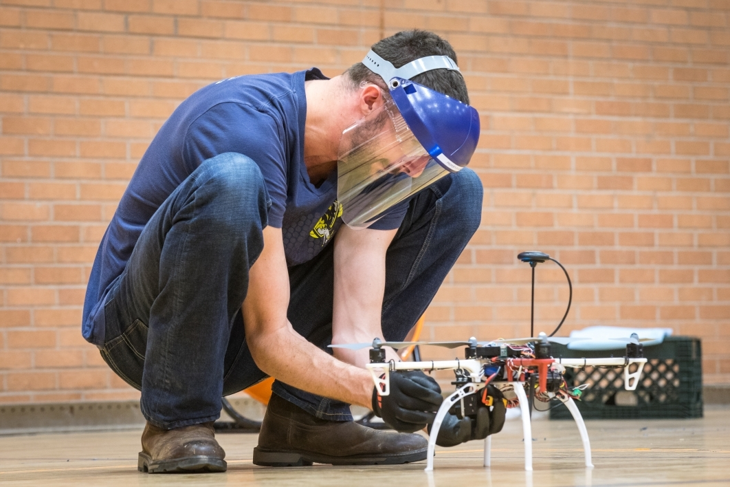 drone competition