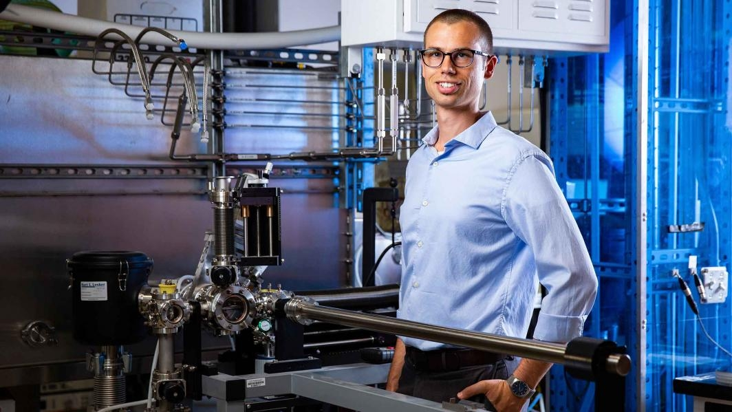 Assistant Professor Zachary Holman is one of 10 Ira A. Fulton Schools of Engineering faculty members to receive a National Science Foundation CAREER Award for 2018 to 2019.