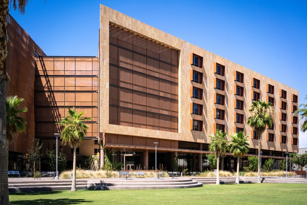 Tooker House residence hall at ASU