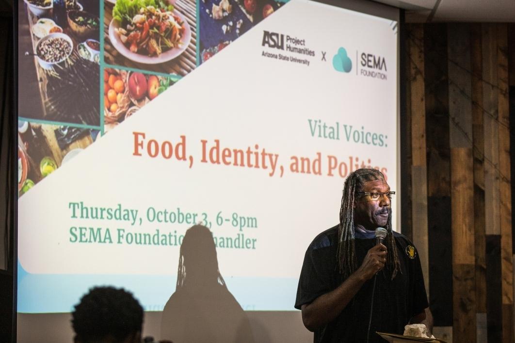 vital voices event