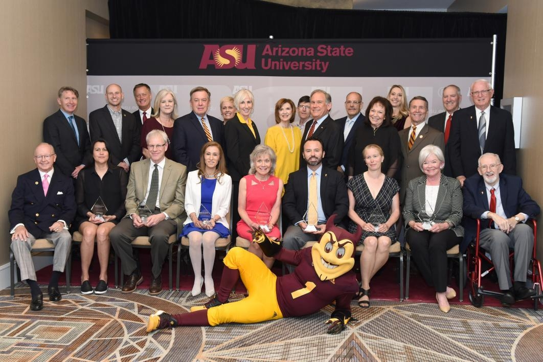 2019 ASU Founders' Day Honorees