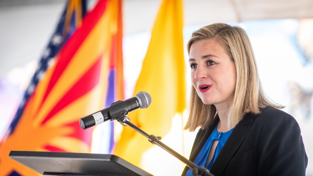 Phoenix Mayor Kate Gallego