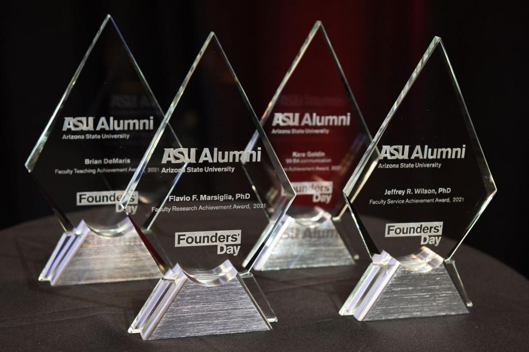 ASU Founders' Day Awards