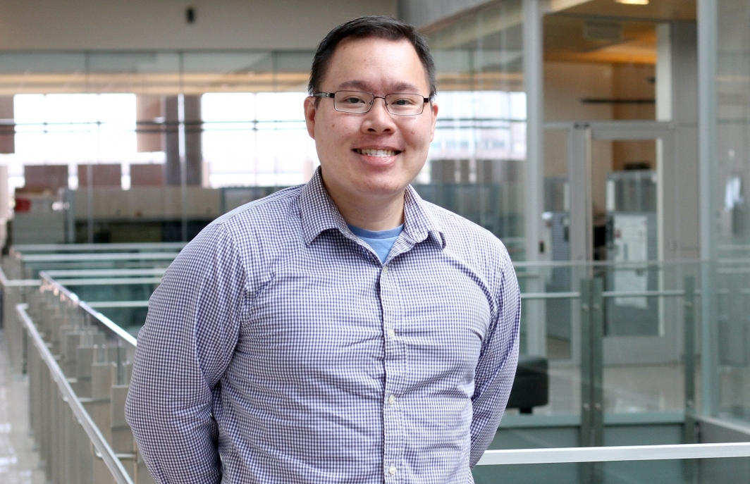 ASU Biodesign Institute assistant professor Efrem Lim