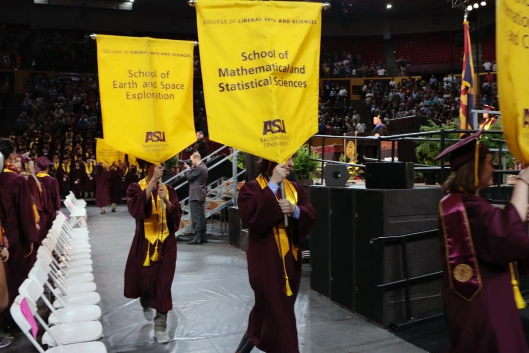 JD House carries banner for School of Mathematical and Statistical Sciences