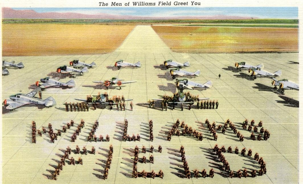 promotional photo of Williams Air Force Base