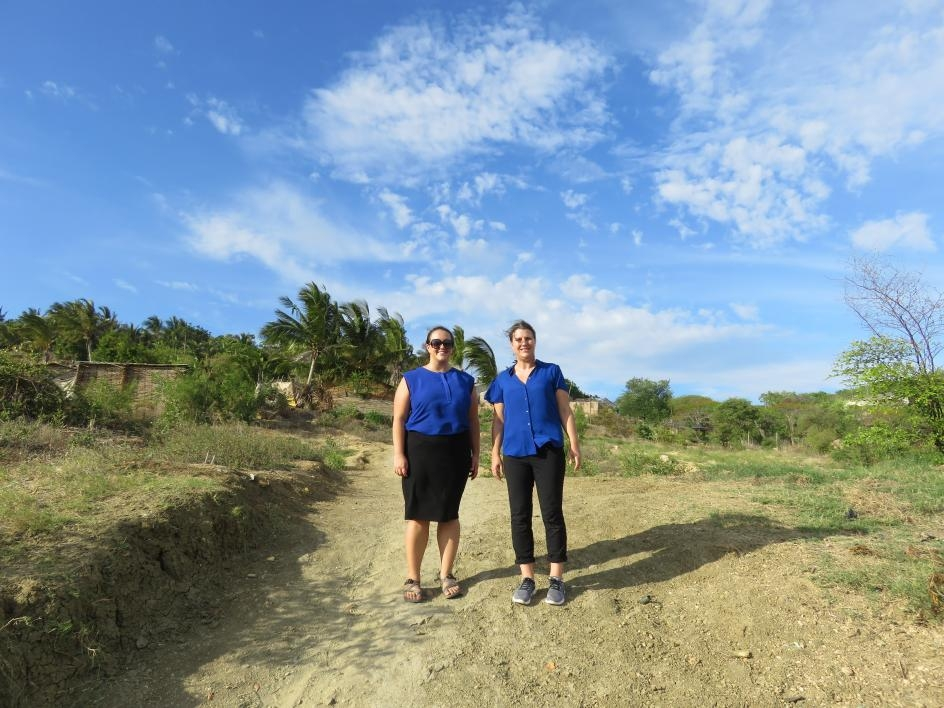 photo of Brewis Slade and Schuster in Mozambique