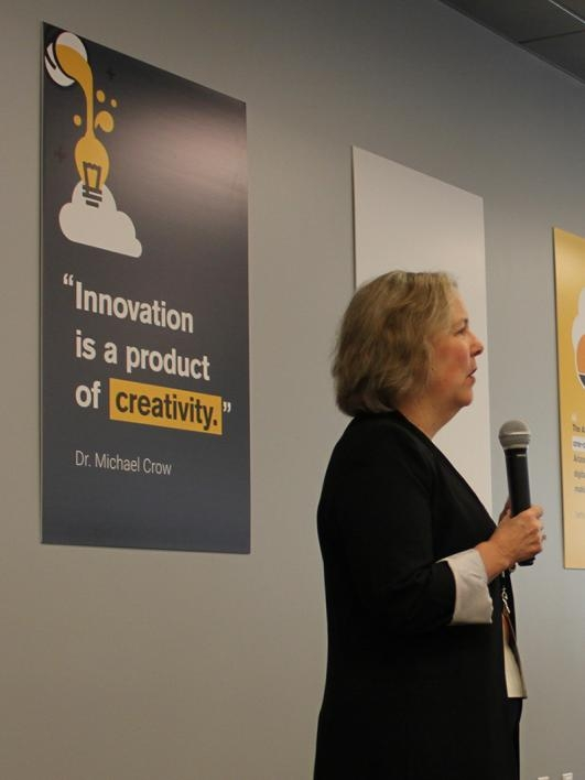Ann Merrihew, AWS Director, ASU Smart City CIC