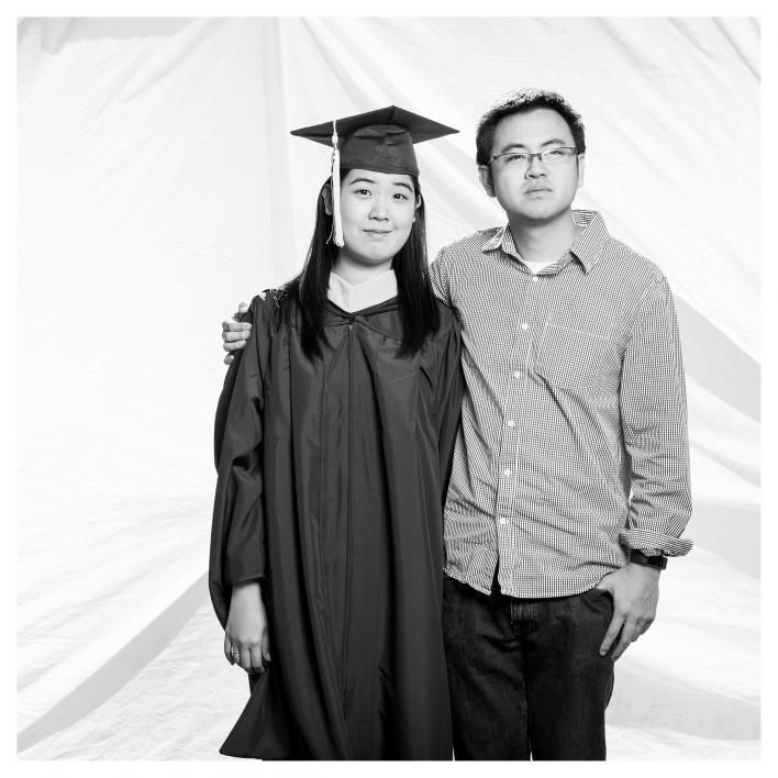 First generation graduates