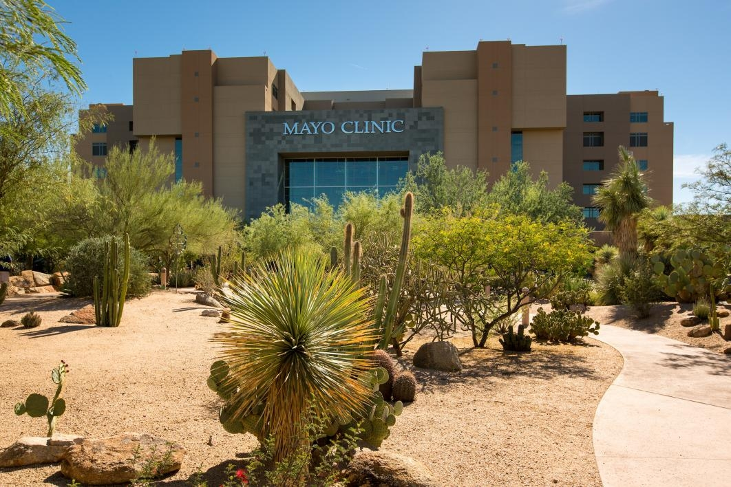 Mayo Clinic Hospital in north Phoenix