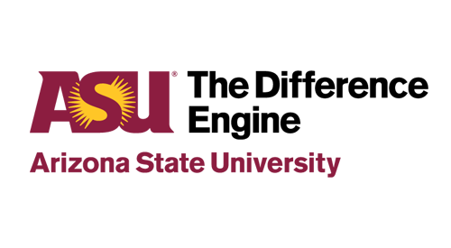 photo of The Difference Engine ASU logo