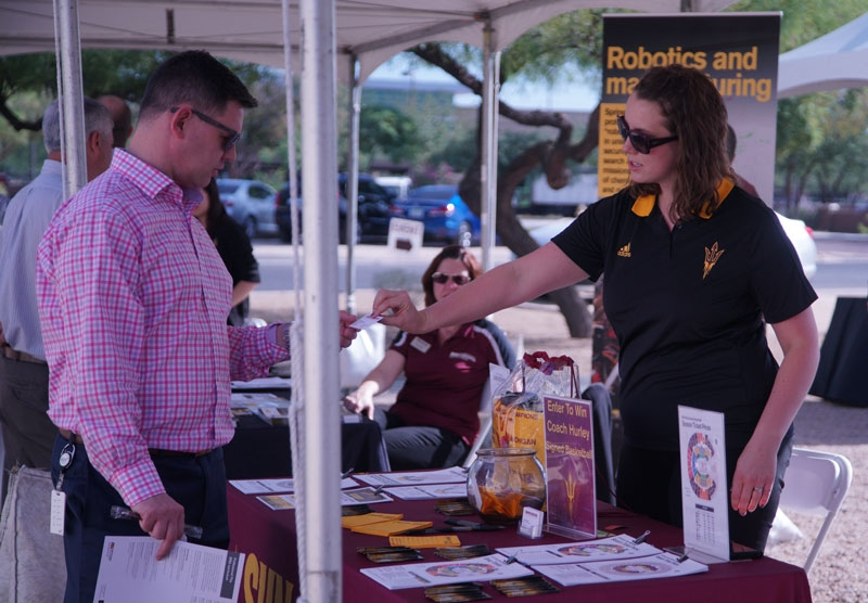 Connect at ASU Research Park event