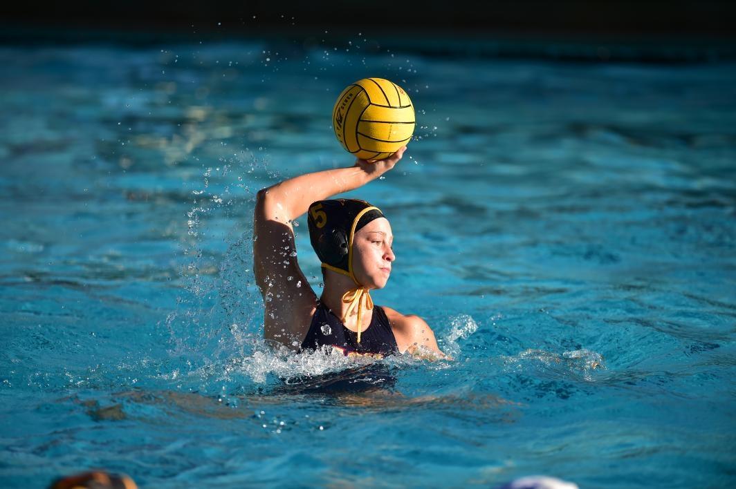 Water polo player Vivianne Bahia