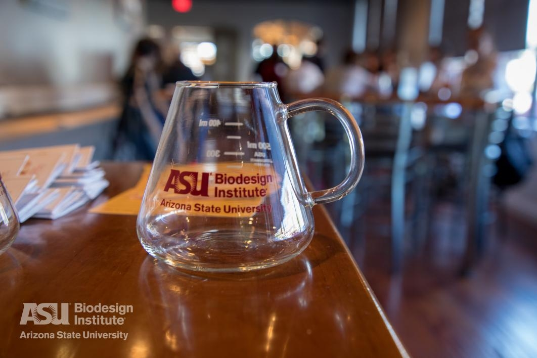 "The ""Sip of Science"" series is sponsored by the Biodesign Institute at Arizona State University"