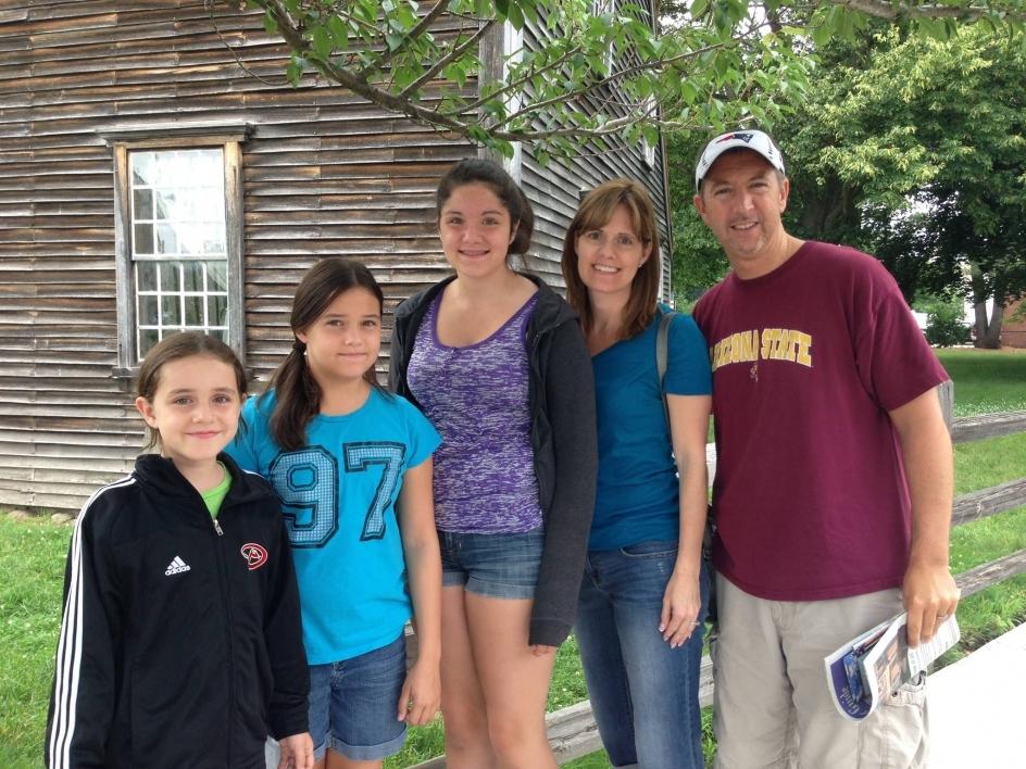 The Swanton Family