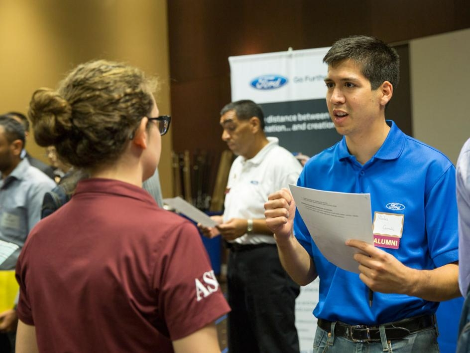 Asu career center supports engineering students throughout for Internship for mechanical engineering students in tata motors