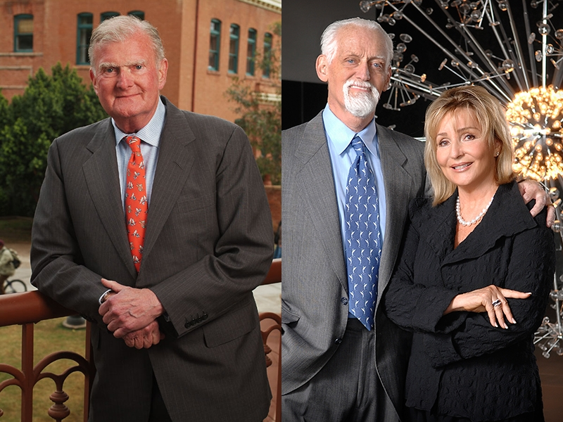 William P. Carey, Bob and Sharon Dupont McCord