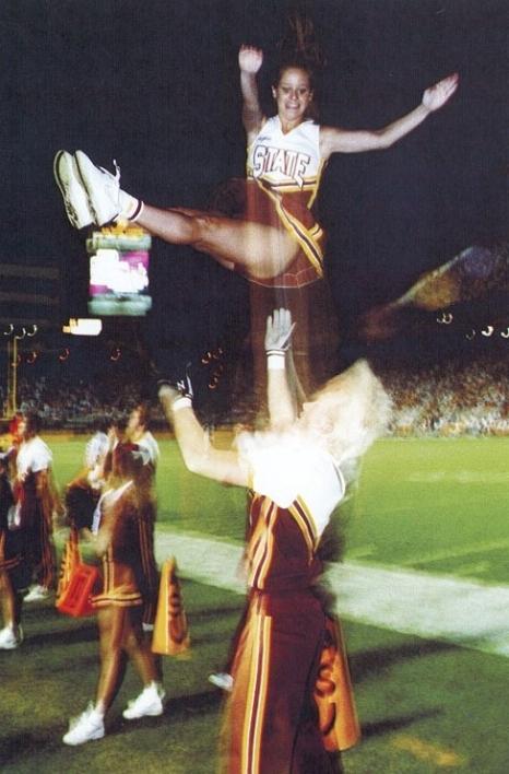 1993 Cheerleaders