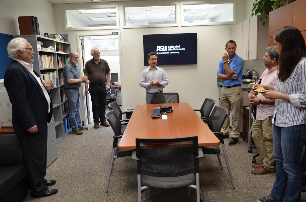 Emeritus Suite conference room