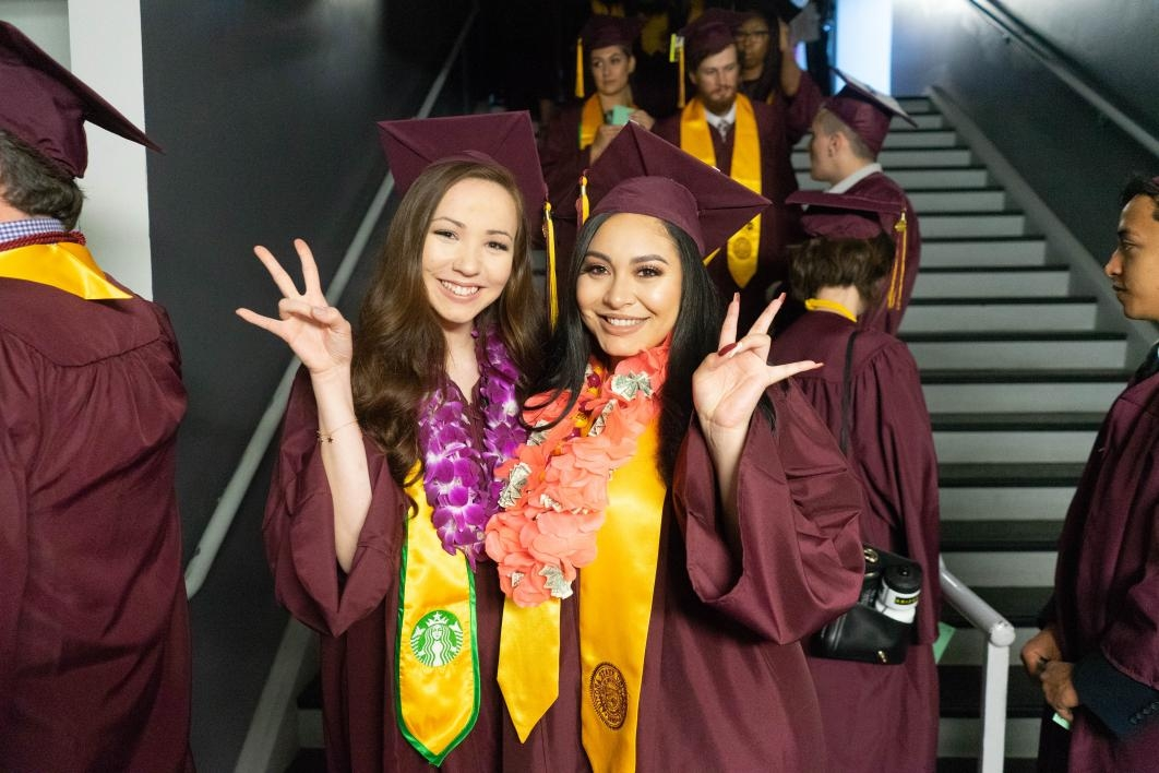 Cronkite School convocation