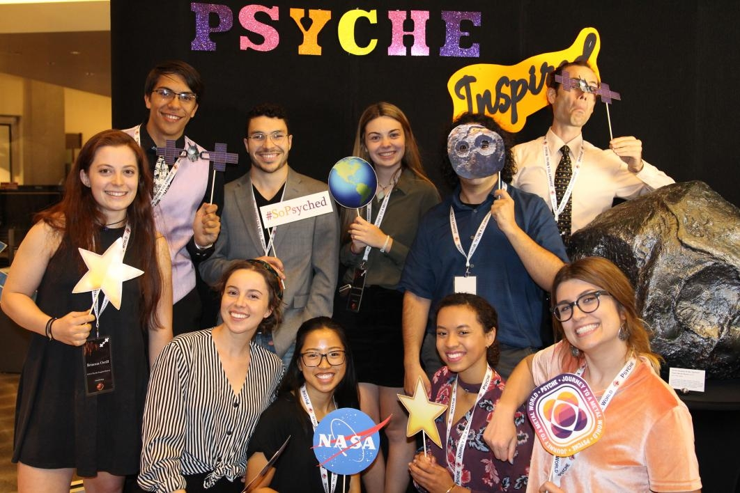 2917-2018 Psyche Inspired Interns