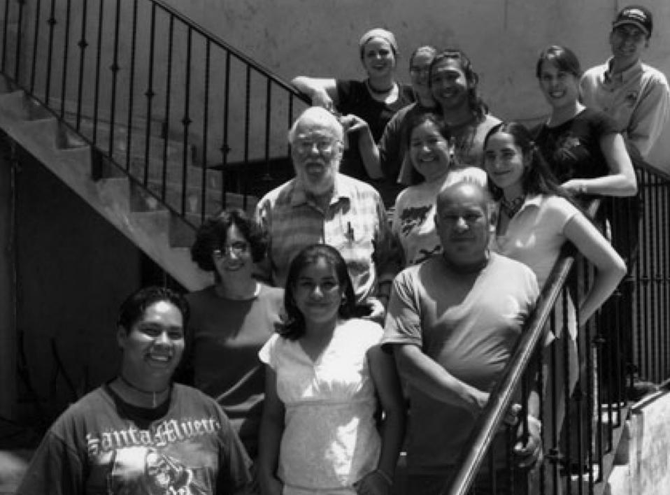 George Cowgill and the team at the Teotihuacan Research Laboratory