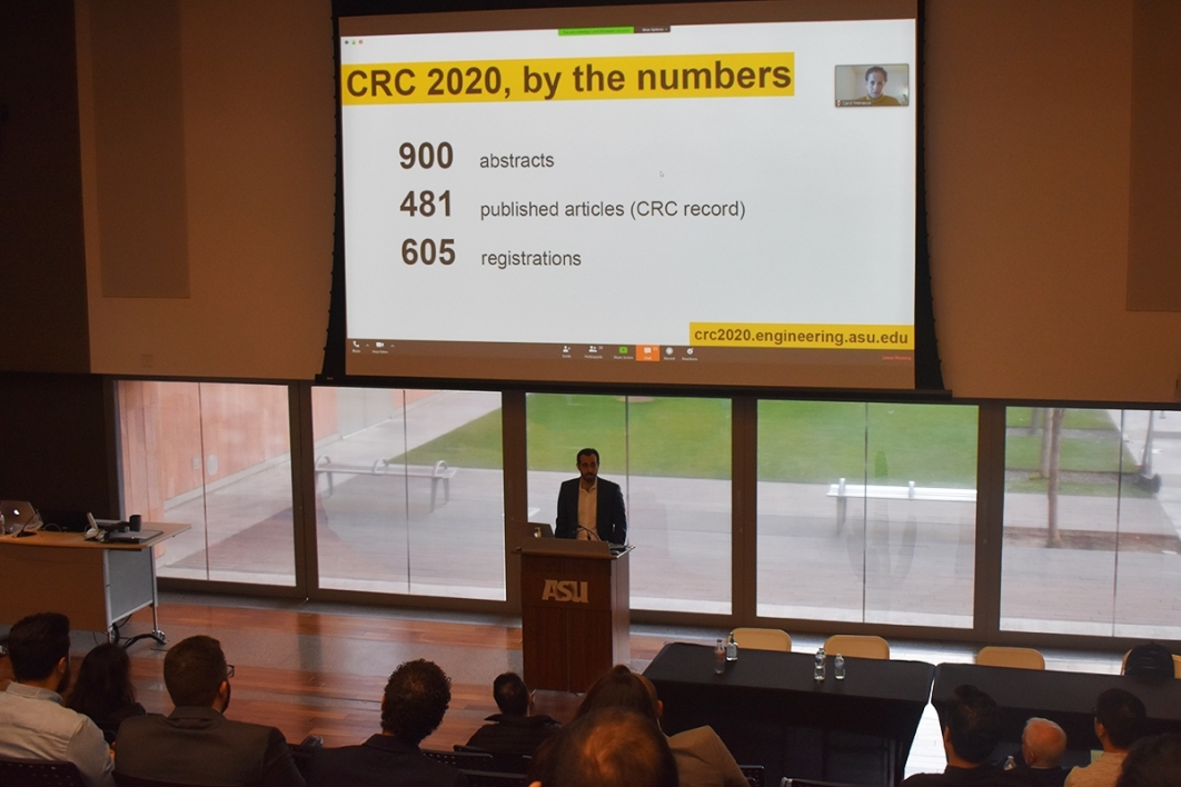 Construction Research Congress Numbers