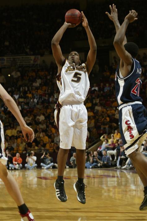 Basketball player Ike Diogu